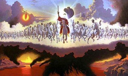 Risultati immagini per apocalisse bibbia